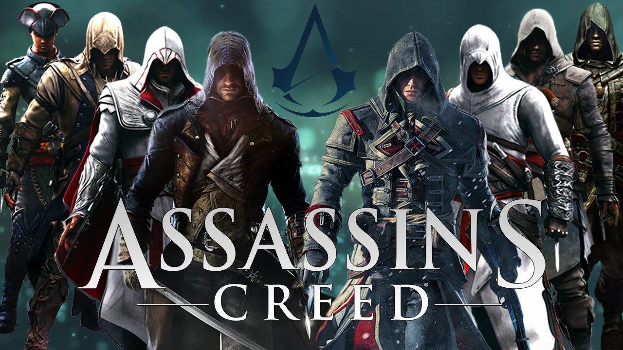 1280x720 > Assassin's Creed Wallpapers