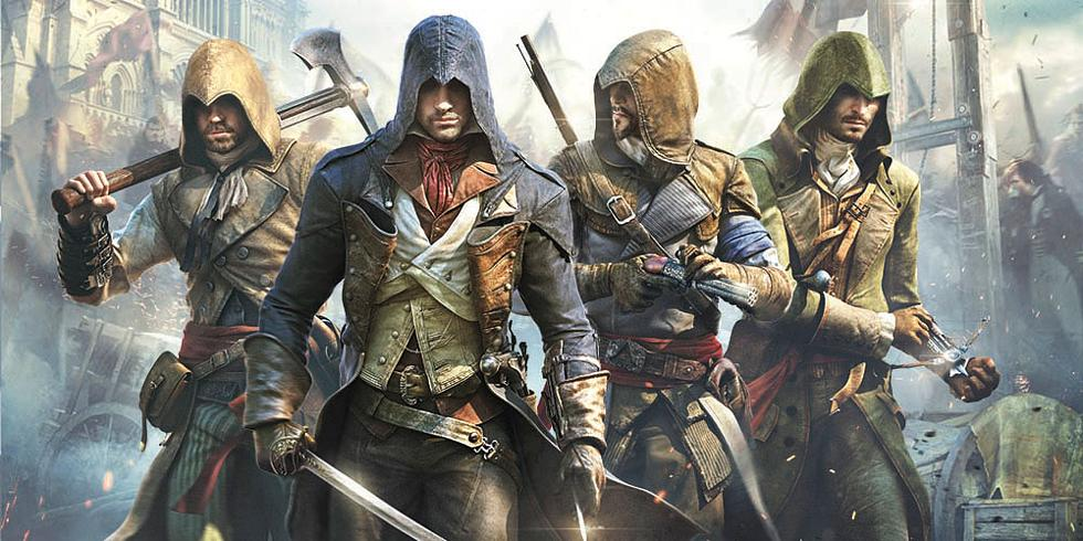HD Quality Wallpaper | Collection: Video Game, 980x490 Assassin's Creed