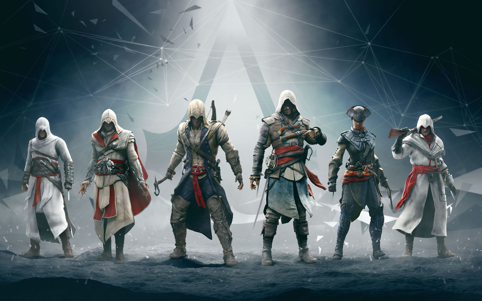 Nice Images Collection: Assassins Desktop Wallpapers