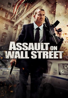 Nice wallpapers Assault On Wall Street 284x405px