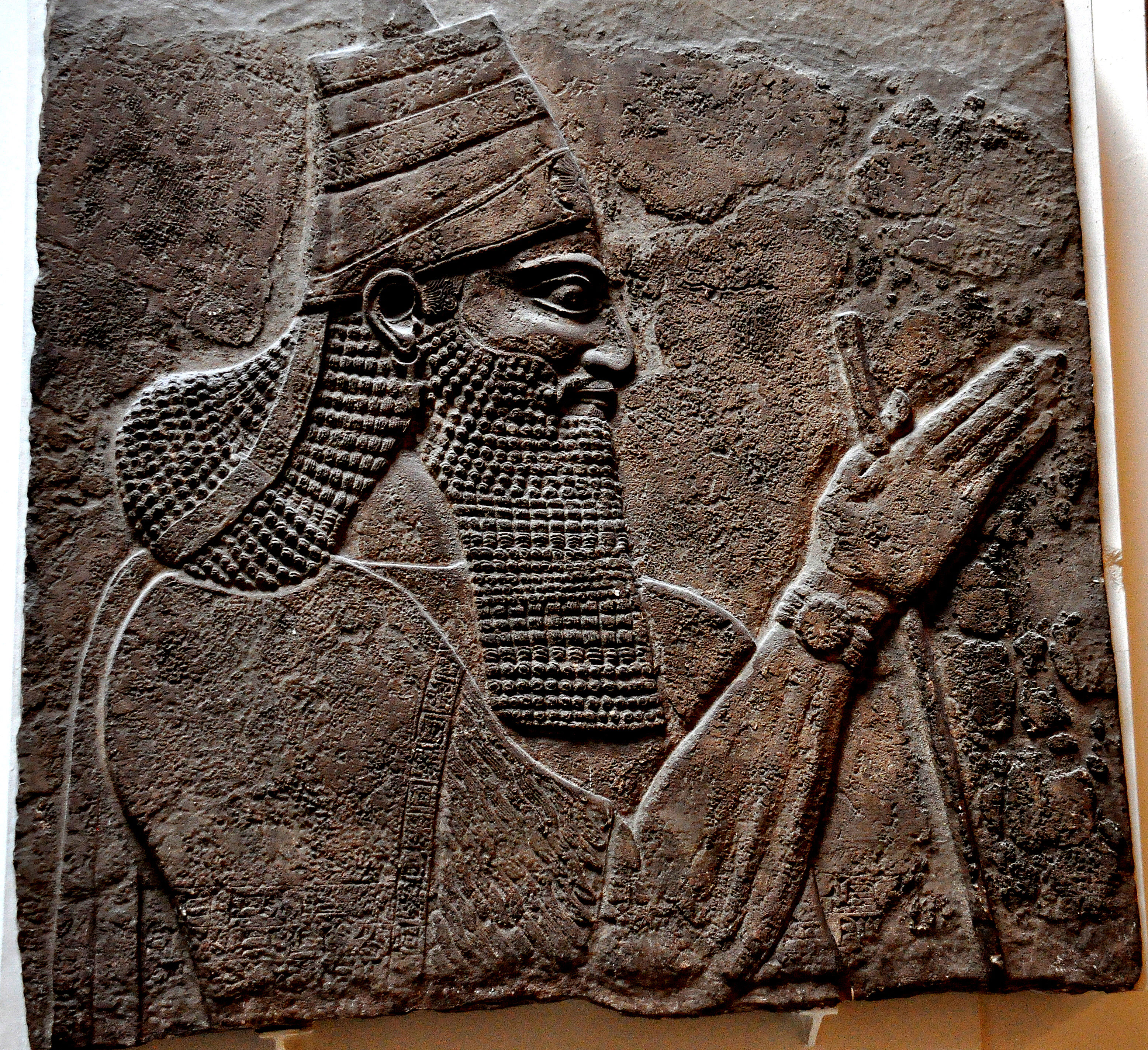 Assyrian King Backgrounds, Compatible - PC, Mobile, Gadgets| 3112x2848 px