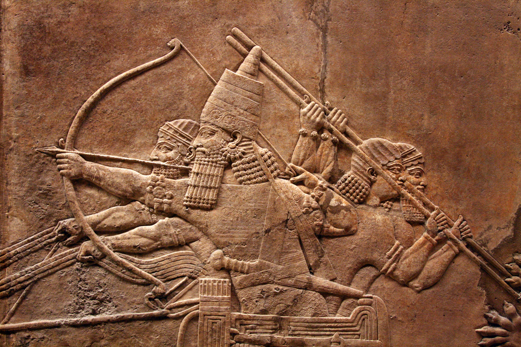 Assyrian King Backgrounds on Wallpapers Vista