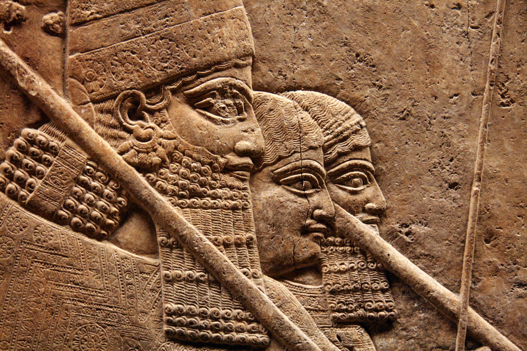 Images of Assyrian King | 1024x683