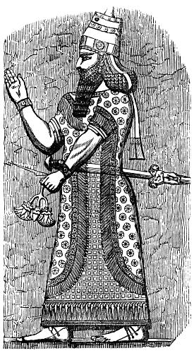 Assyrian King #26