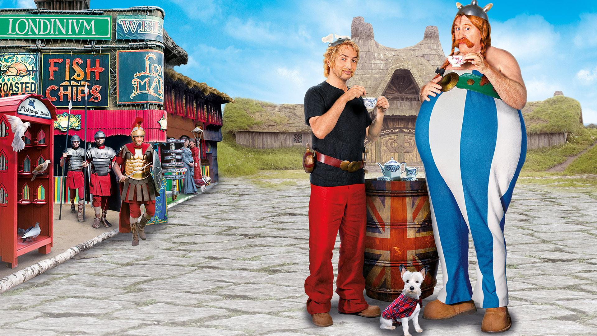 High Resolution Wallpaper | Asterix And Obelix: God Save Britannia 1920x1080 px