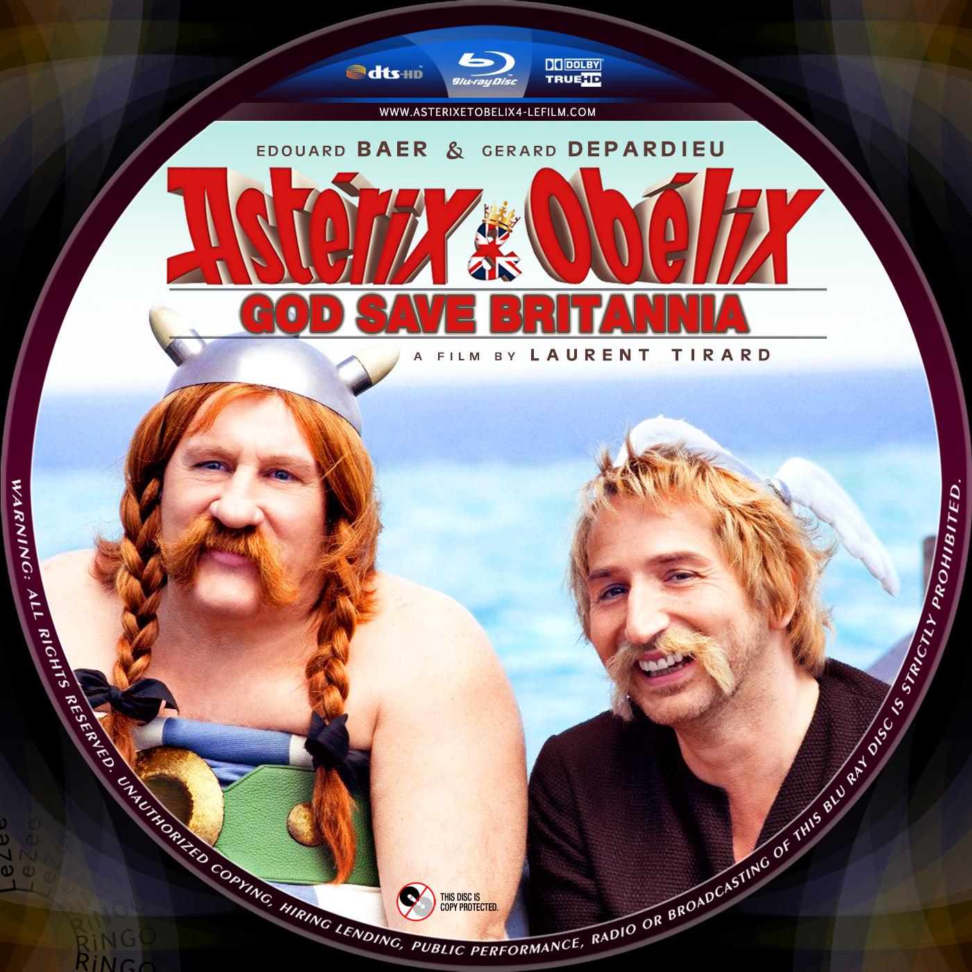 Asterix And Obelix: God Save Britannia Pics, Movie Collection