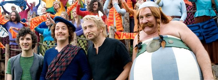 HQ Asterix And Obelix: God Save Britannia Wallpapers | File 100.3Kb