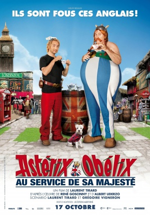 Asterix And Obelix: God Save Britannia Backgrounds on Wallpapers Vista