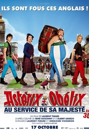 182x268 > Asterix And Obelix: God Save Britannia Wallpapers