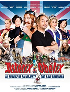 HQ Asterix And Obelix: God Save Britannia Wallpapers | File 31.8Kb