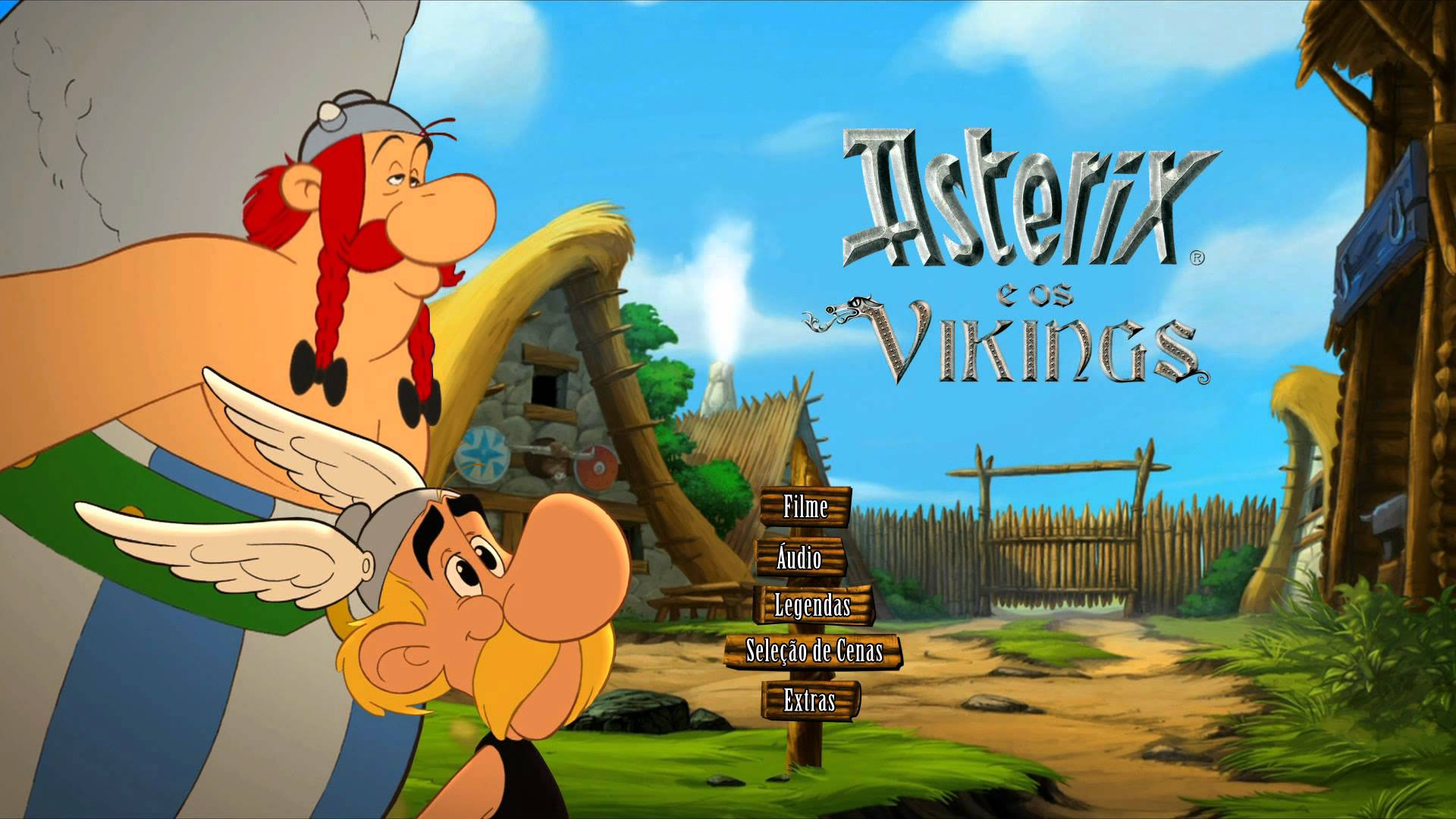 Nice wallpapers Asterix And The Vikings 1920x1080px