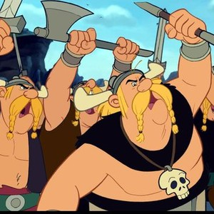HD Quality Wallpaper | Collection: Movie, 300x300 Asterix And The Vikings