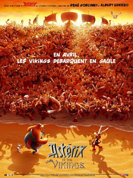 Asterix And The Vikings Backgrounds, Compatible - PC, Mobile, Gadgets| 535x714 px