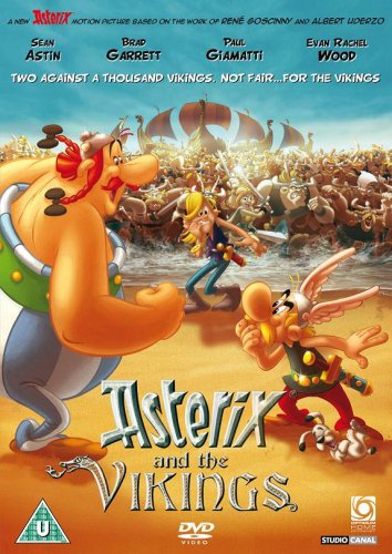 Nice wallpapers Asterix And The Vikings 354x500px