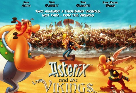 Images of Asterix And The Vikings | 464x319