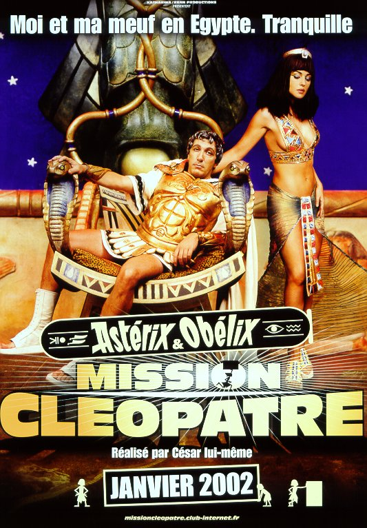 HQ Asterix & Obelix: Mission Cleopatra Wallpapers | File 133.08Kb