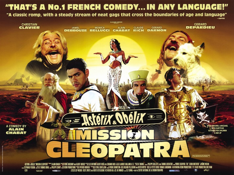 Asterix & Obelix: Mission Cleopatra Backgrounds, Compatible - PC, Mobile, Gadgets| 773x580 px