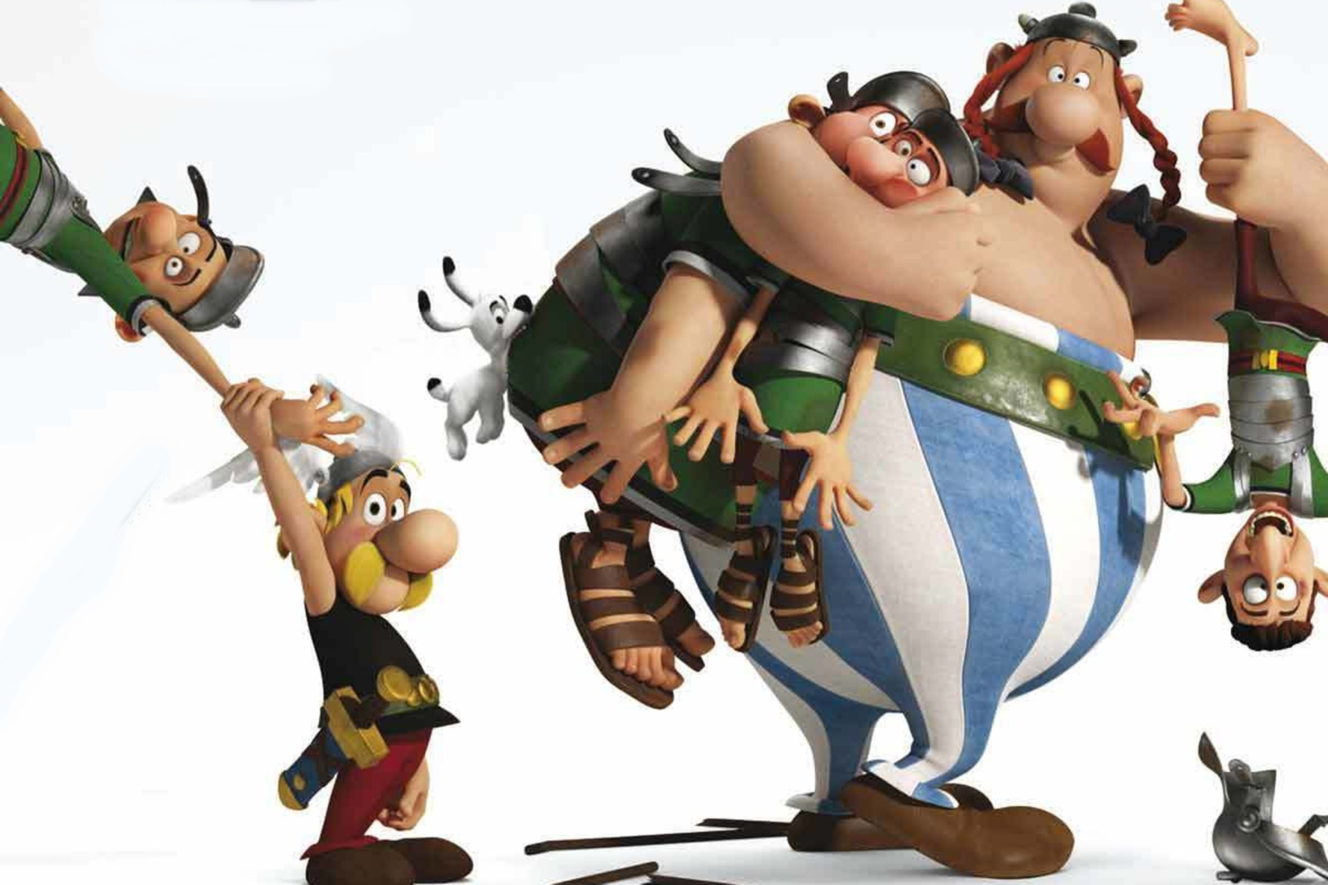High Resolution Wallpaper | Asterix: The Land Of The Gods 1920x1280 px