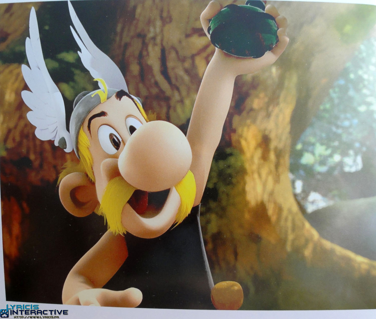 Nice Images Collection: Asterix: The Land Of The Gods Desktop Wallpapers