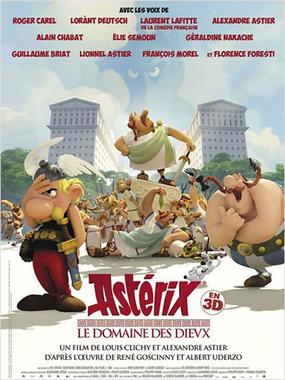 Images of Asterix: The Land Of The Gods | 285x380