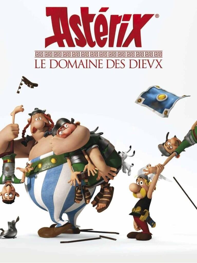 HQ Asterix: The Land Of The Gods Wallpapers | File 78.73Kb