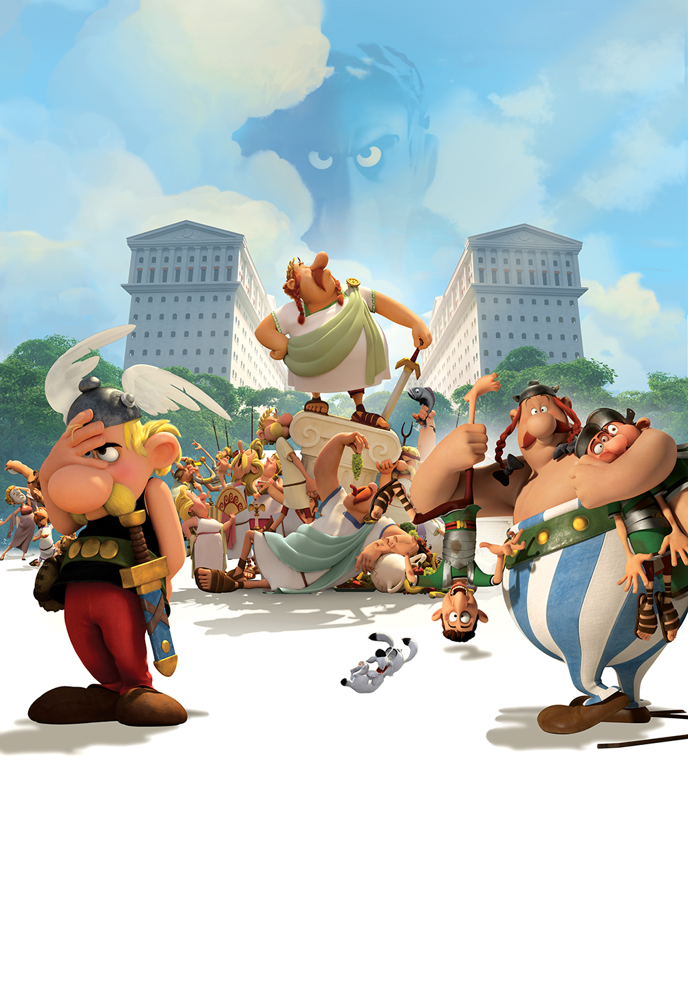 Asterix: The Land Of The Gods High Quality Background on Wallpapers Vista
