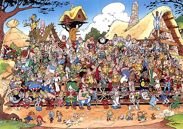 High Resolution Wallpaper | Asterix 600x422 px