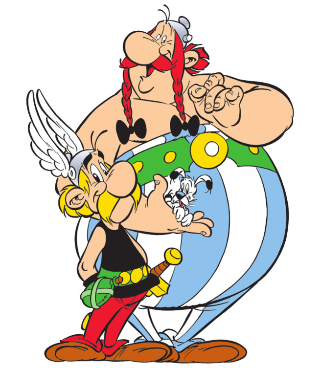 658x753 > Asterix Wallpapers