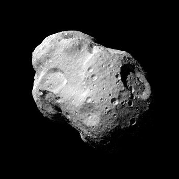 Nice wallpapers Asteroid  600x600px