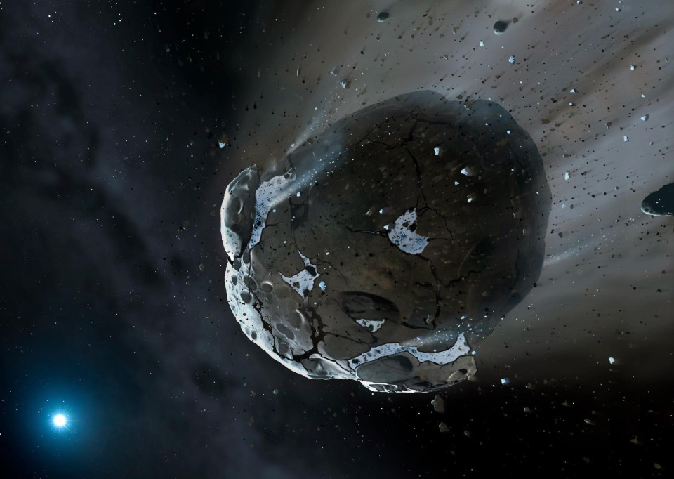 Images of Asteroid  | 960x682