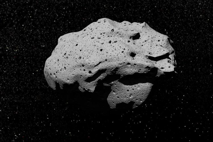 Nice Images Collection: Asteroid  Desktop Wallpapers