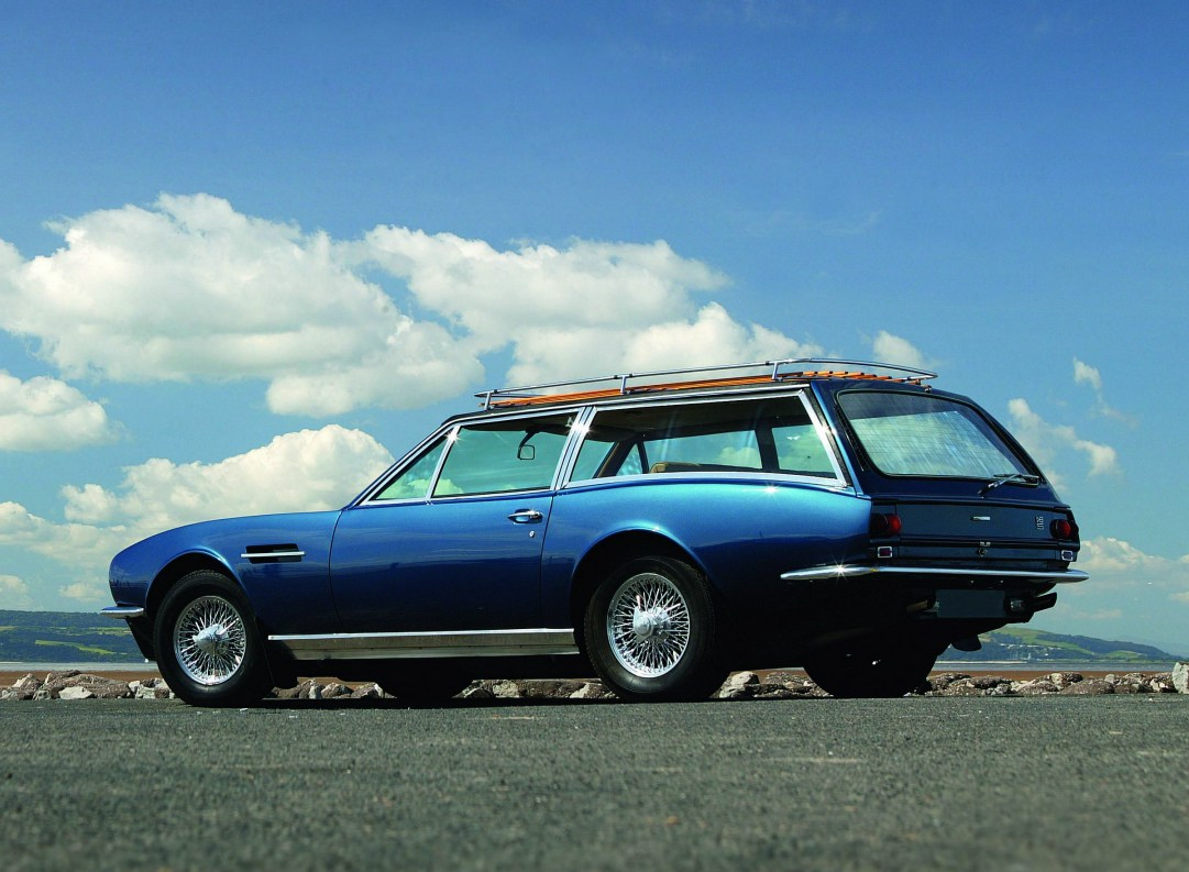 1081x793 > Aston Martin Shooting Brake Wallpapers