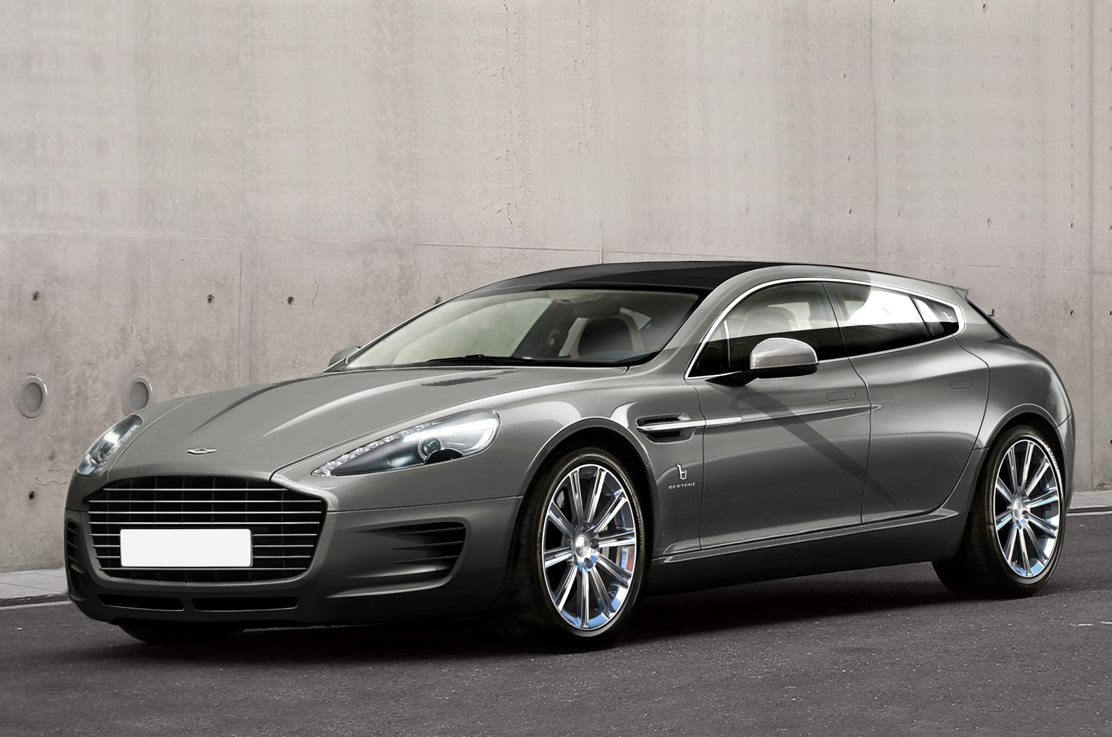 High Resolution Wallpaper | Aston Martin Shooting Brake 1600x1060 px