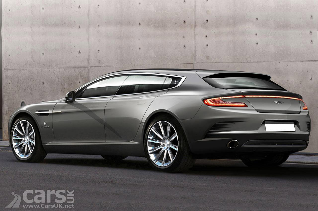 Aston Martin Shooting Brake Pics, Vehicles Collection