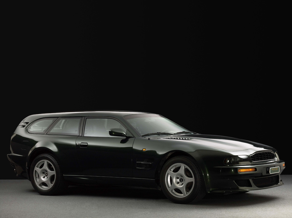 HQ Aston Martin Shooting Brake Wallpapers | File 125.59Kb