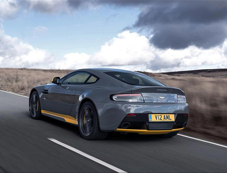Nice wallpapers Aston Martin V12 Vantage 746x570px