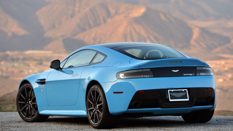 Aston Martin V12 Vantage High Quality Background on Wallpapers Vista