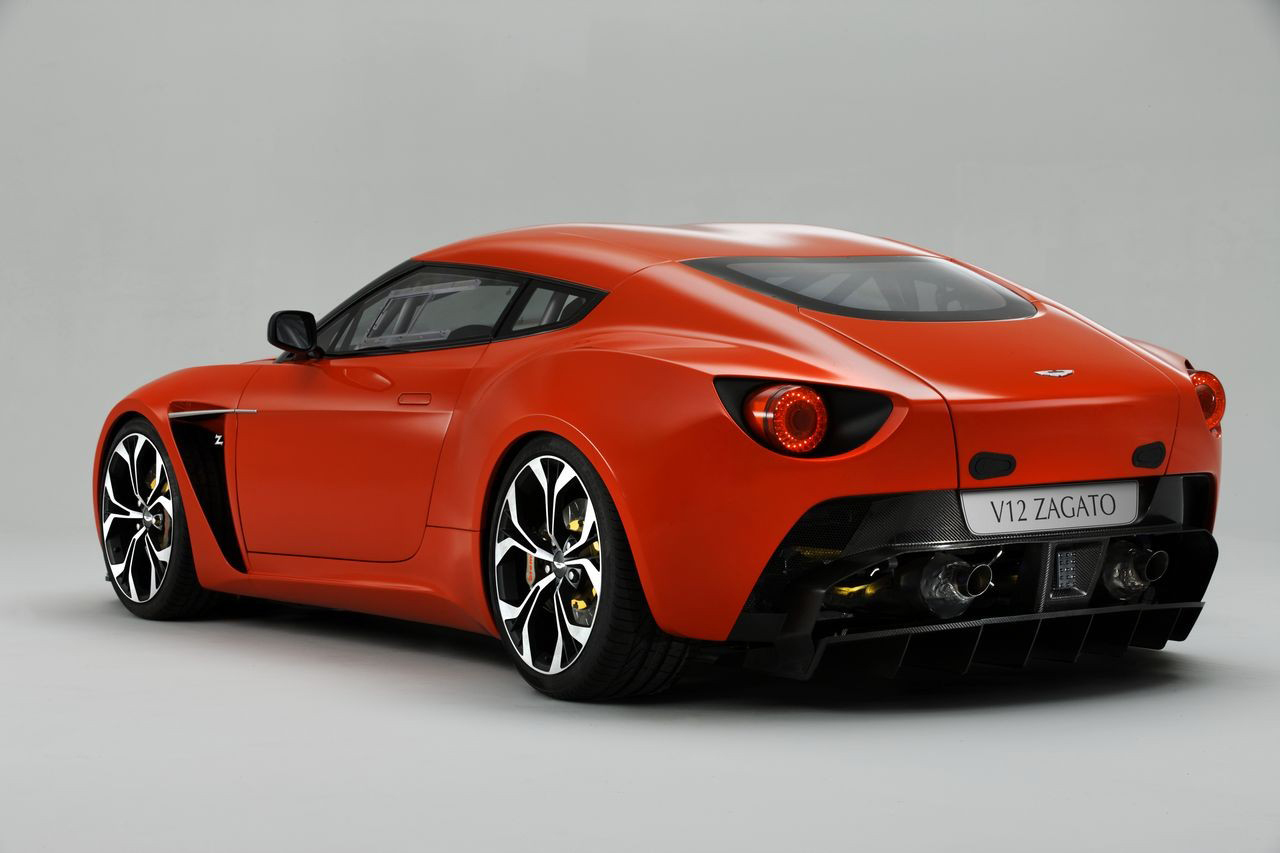 Aston Martin V12 Zagato Backgrounds, Compatible - PC, Mobile, Gadgets| 1280x853 px