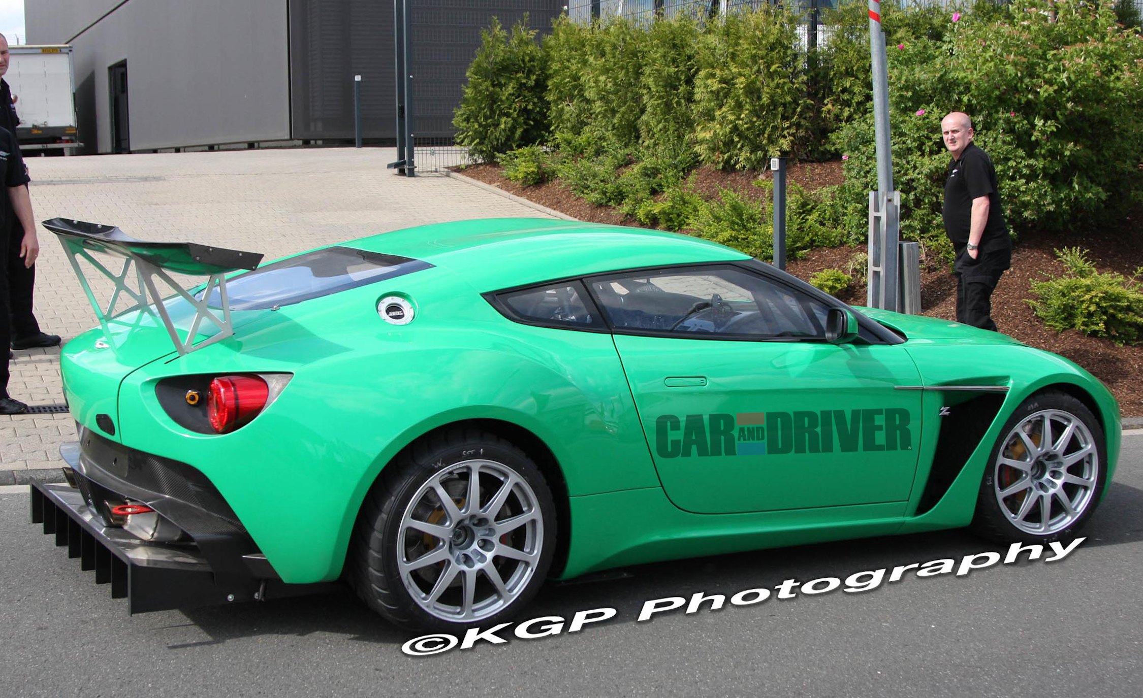 HD Quality Wallpaper | Collection: Vehicles, 2250x1375 Aston Martin V12 Zagato