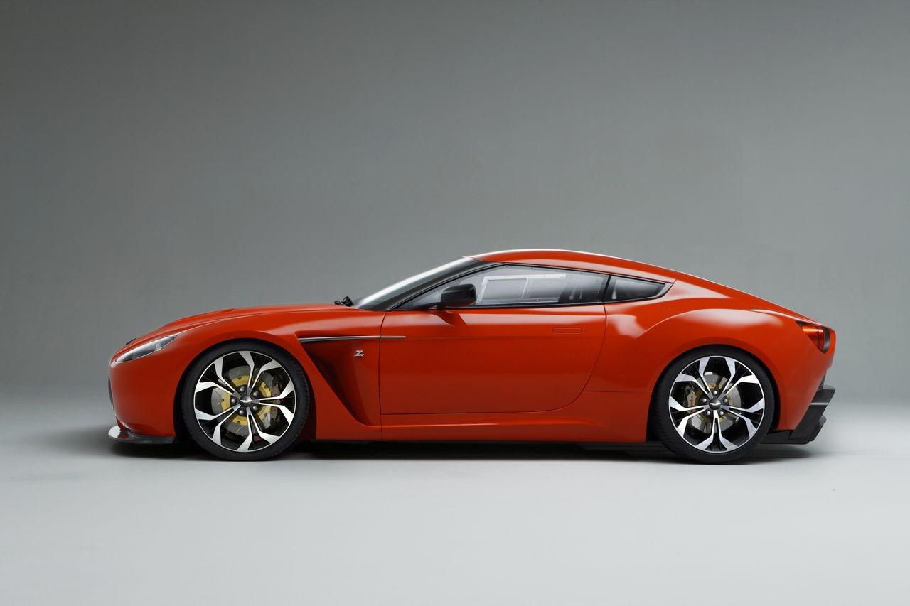 Nice wallpapers Aston Martin V12 Zagato 1280x853px