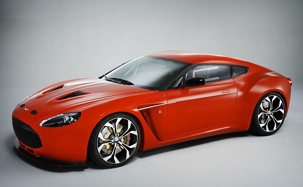 Aston Martin V12 Zagato High Quality Background on Wallpapers Vista