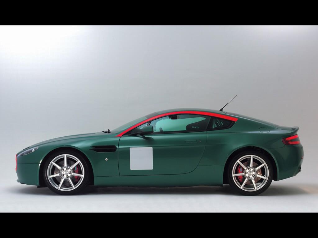 Aston Martin V8 Vantage Rally GT Backgrounds on Wallpapers Vista