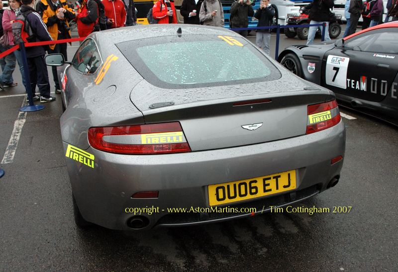 HQ Aston Martin V8 Vantage Rally GT Wallpapers | File 336.29Kb