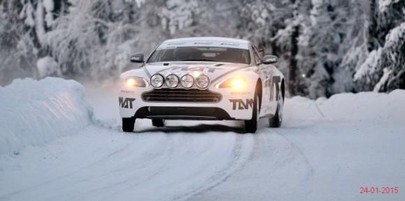 580x289 > Aston Martin V8 Vantage Rally GT Wallpapers