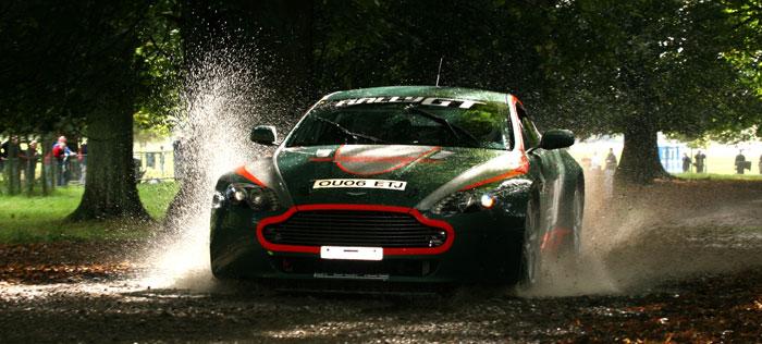700x316 > Aston Martin V8 Vantage Rally GT Wallpapers