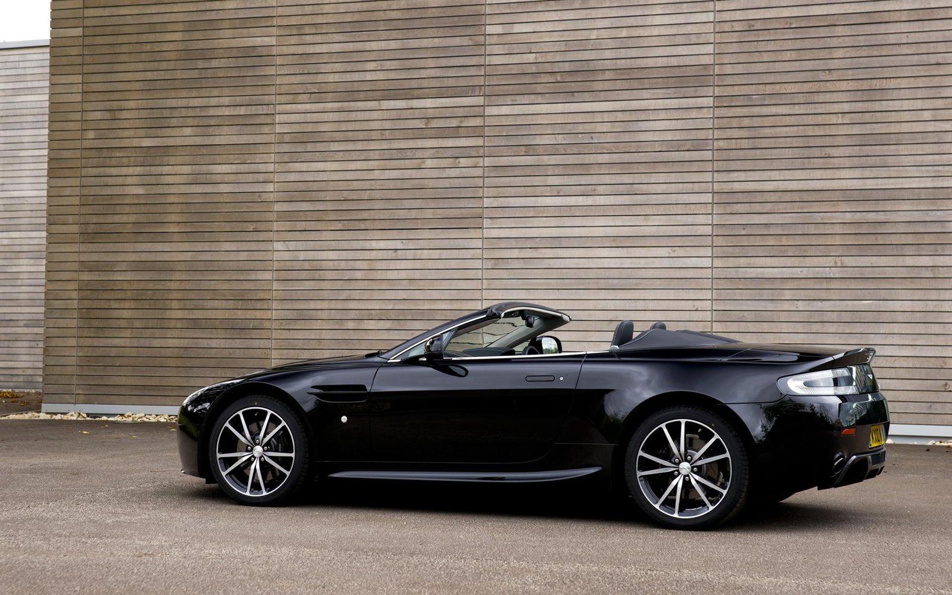Images of Aston Martin V8 Vantage S Roadster | 1920x1200