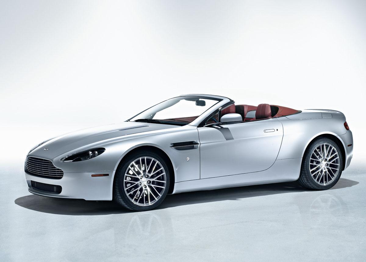 Nice wallpapers Aston Martin V8 Vantage S Roadster 1200x858px