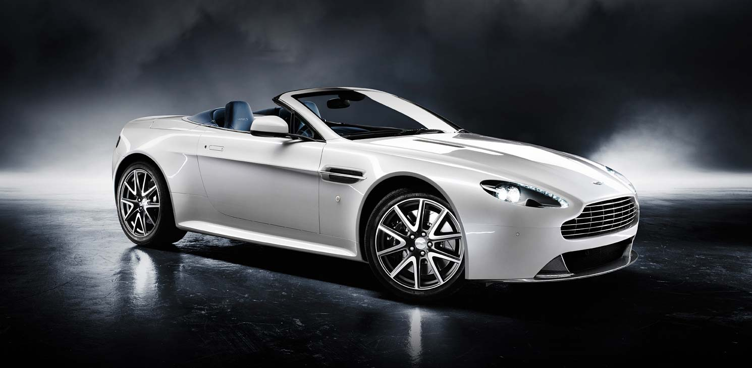 Amazing Aston Martin V8 Vantage S Roadster Pictures & Backgrounds