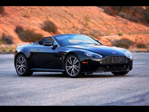 HQ Aston Martin V8 Vantage S Roadster Wallpapers | File 38.81Kb