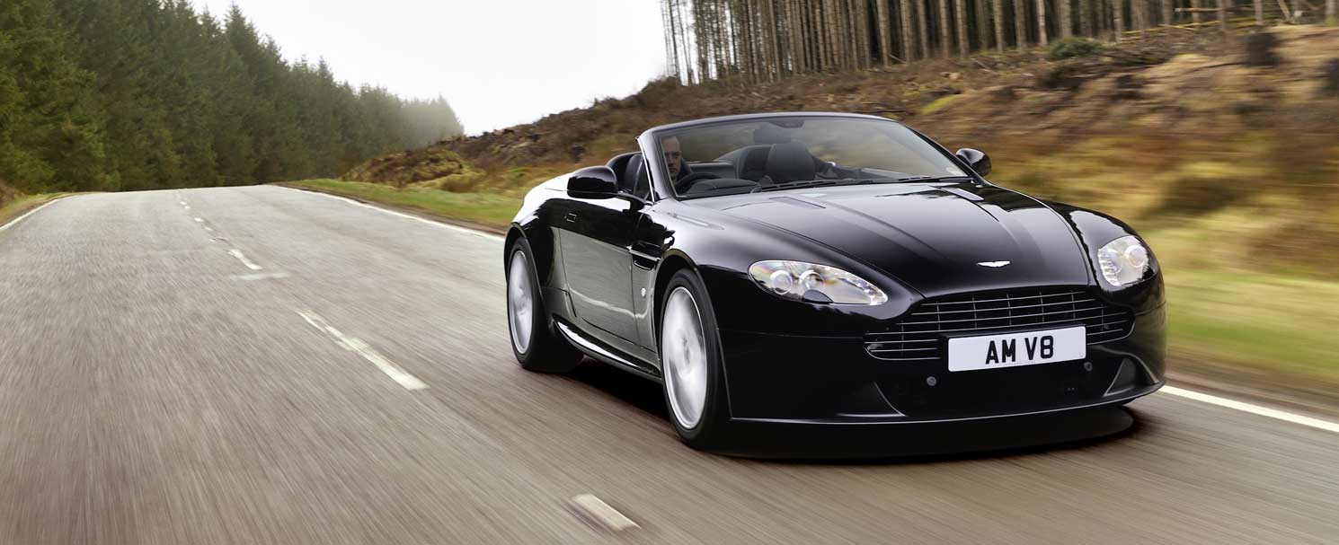 HQ Aston Martin Vantage Wallpapers | File 90.24Kb